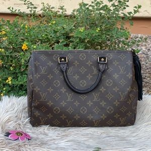 🖤🖤Auth Louis Vuitton speedy 30